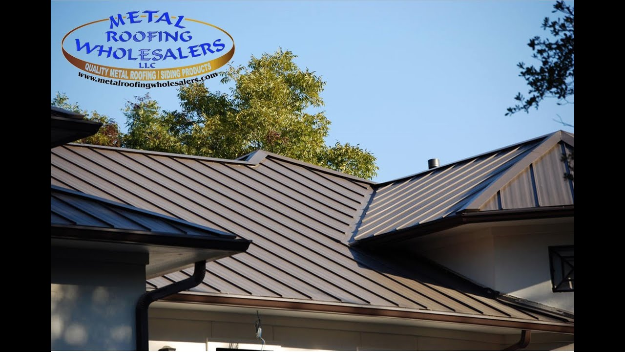 Image Ii Standing Seam Install Video Metal Roofing