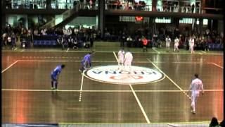 Vitória de Blumenau na Liga Futsal : Blumenau 4 x 3 Intelli/Orlandia : Narração Luciano Silva