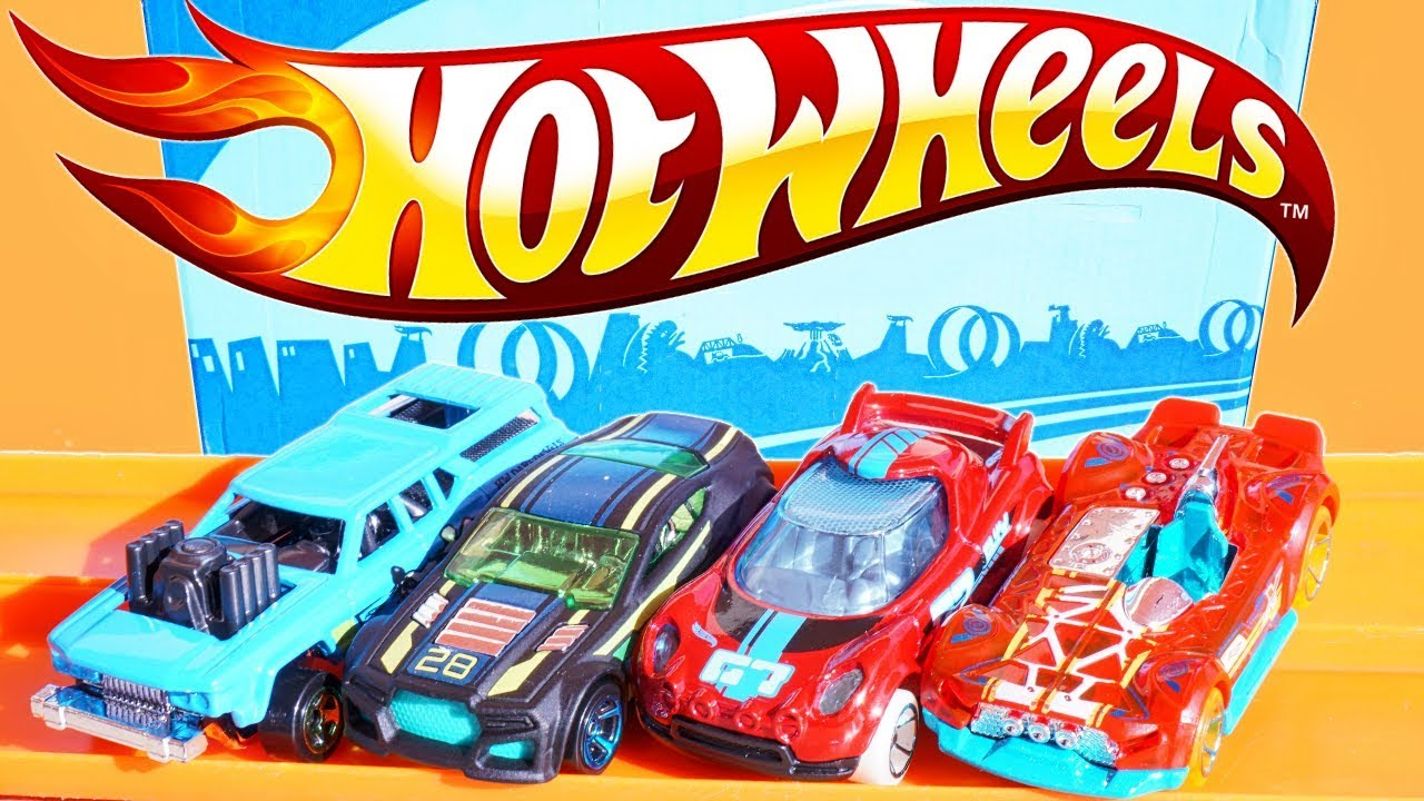 New Hot Wheels Hi Beam car playset challenge accepted ...