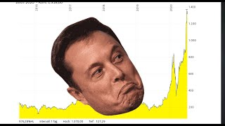 Die tesla aktie ist in einem monat um 80% gestiegen. was da los? 💰 der beste aktien-broker ► handel ab 0,-€ ►► https://bit.ly/37pb6sr * mit 20 € ...