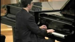 Ian Hominick, piano - Muzio Clementi Sonata in G Minor, Op. 37, #2: I. Allegro molto moderato
