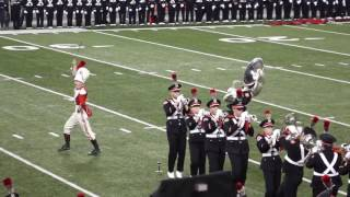 The Ohio State University Marching Band Drum Major program