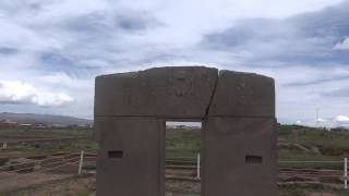 10) Visita a la Ciudad Arqueológica de Tiahuanaco, Bolivia 25/02/2014