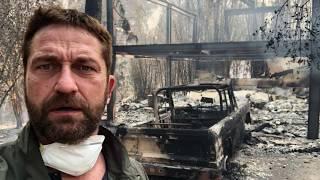 Джерард Батлер остался без дома и машины | Новости Лайф