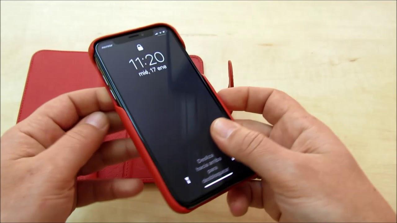 melkco iphone x case