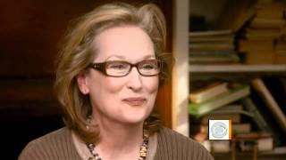 the early show   meryl streep on the actors shes worked with
