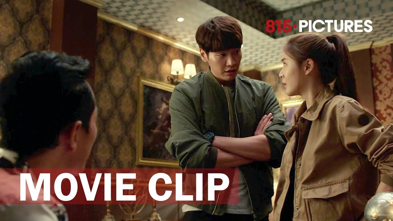 Are They Trying to Do An Interrogation of A Comedy Skit? | Kim Young Kwang | Mission Possible