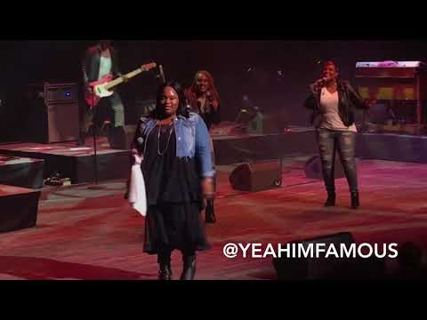 Tasha Cobbs & Mary Mary perform Live in Concert MLK Celebration 2018