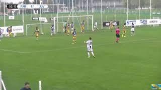 Campionato Under17, i gol di Parma-Juventus 3-3 (Lipari (2), Sekulo...