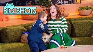 Little Big Shots with Melissa McCarthy - Behind The Scenes (Exclusive)