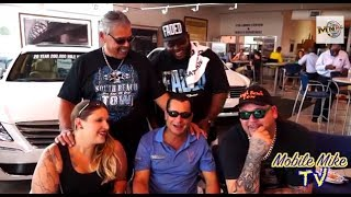 Tru TV South Beach Tow Teams Up With Mobile Mike