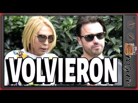 Laura Bozzo y Cristian Zuarez ¡VOLVIERON!