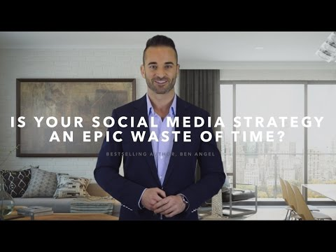 Is your social media strategy an epic waste of time & money?