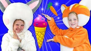 Сладкое Мороженное | Песни для Детей | Сборник Песенок 10 минут Чух Чух ТВ