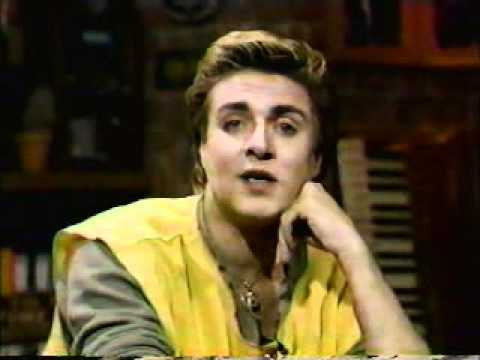 Simon Le Bon & Nick Rhodes Duran Duran MTV Guest VJs 1983