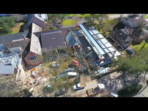 Metairie Park Country Day School Expansion January Flight