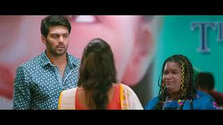 Raja rani nazriya calling brother dialogue