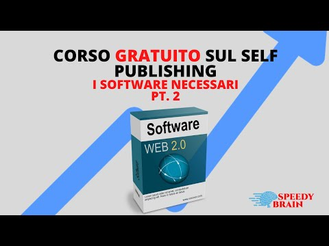 CORSO GRATUITO SELF PUBLISHING PT 2: I SOFTWARE NECESSARI! GUADAGNARE ONLINE CON AMAZON