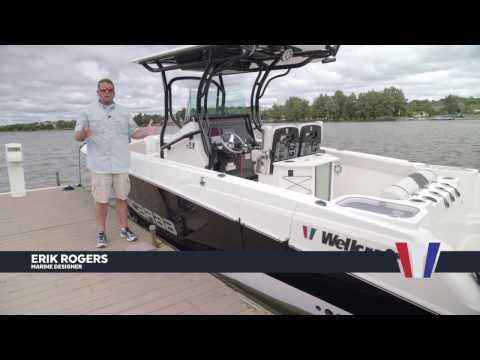 Wellcraft 262 Fisherman Walk-Through