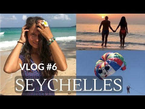 SEYCHELLES HONEYMOON VLOG #6 | Parasailing & Happy Ending | Dilya London