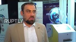 Iran: Country's first Bitcoin ATM unveiled at Tehran finance exhibition