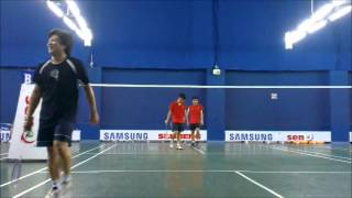 Badminton Doubles : Play of the Day 20.09.12 (Smashing) - One More Night (by Maroon 5) thumbnail