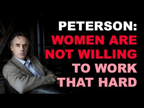 Jordan Peterson: Career Women Hitting the Wall