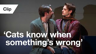Andrew Garfield & James McArdle are EVERYTHING in Angels in America: Millennium Approaches