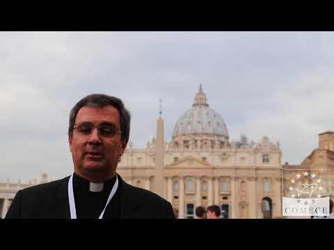 (Re)Thinking #Europe - Interview with Rvd  Fr. Duarte CUNHA (Portugal)