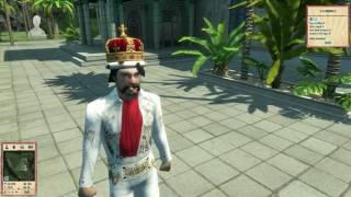 Robbaz Twitch Stream 071016: Tropico 4 El Roberto