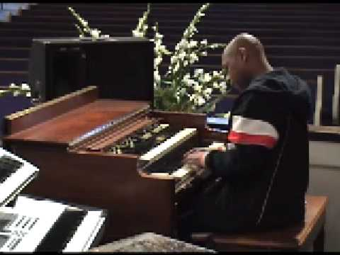 By and By Gospel Organ (Stan Wilder)