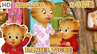 Daniel tiger in italiano - 2 ore di daniel tigre (hd - episodi completi)