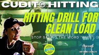 C.u.d.i.t.® Concentric Hitting: Tips & Drills- Stop Saying Knee  C.u.d.i.t.® Coaching Lisa Rizzo