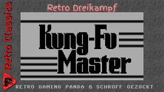 DISZIPLIN 1: Kung Fu Master | Retro Dreikampf - 3 Youtuber, 3 Spiele | Game Boy
