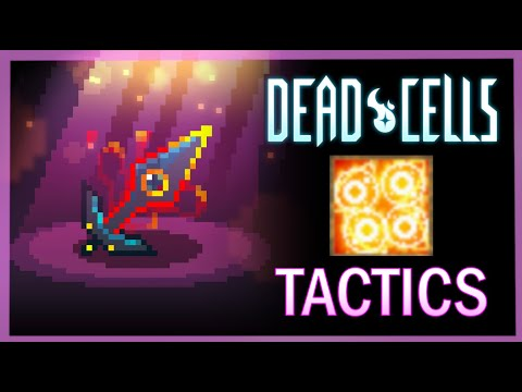 Dead Cells 4BC | Supreme Tactics Run |