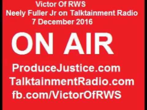[2h]Neely Fuller Jr- white people's fears, Uncle Toms & Complicity- 7 Dec 2016