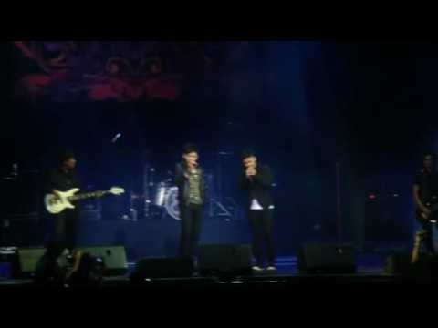 Cinta Dalam Hati - Ungu Mega Concert Live In Singapore - 24th April 2010