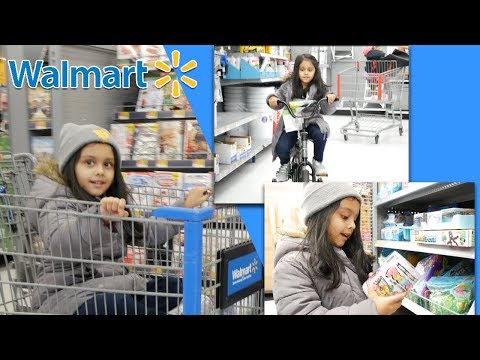 Finding A Right TOY At Walmart