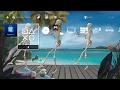 Tropical Skeleton Dance - PS4 Dynamic Theme