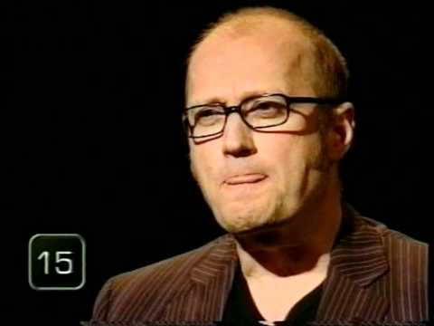 Celebrity Mastermind 2008 - Ade Edmondson