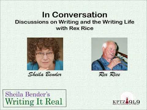 In Conversation with Rex Rice