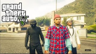 - Gta 5 Online Deathmatch Ep.4 - Nuketown - With Kevin And Denali -