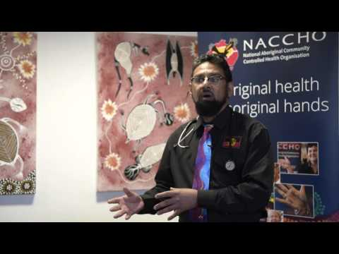 Dr Nadeem Siddiqui Executive Director Clinical Services Winnunga AMS ACT