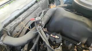 видео ВАЗ 2107: троит двигатель. Причины и их устранение