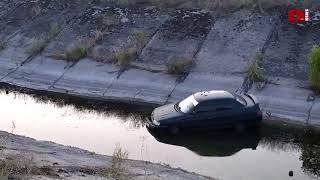 ВАЗ 2110 в канале