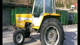 Tracteur-Tractor Landini 8550