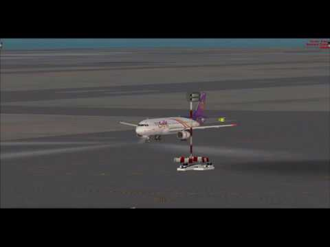 Airbus Extended Fly OOMS To OMDB [full flight] 23 12 2016