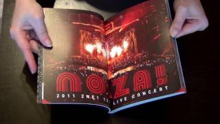 [UNBOXING] 2NE1 - NOLZA first live concert in Seoul DVD