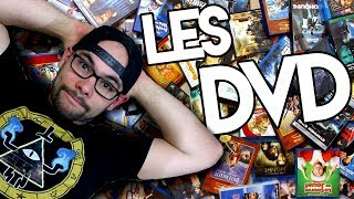 MA COLLECTION - Les DVD