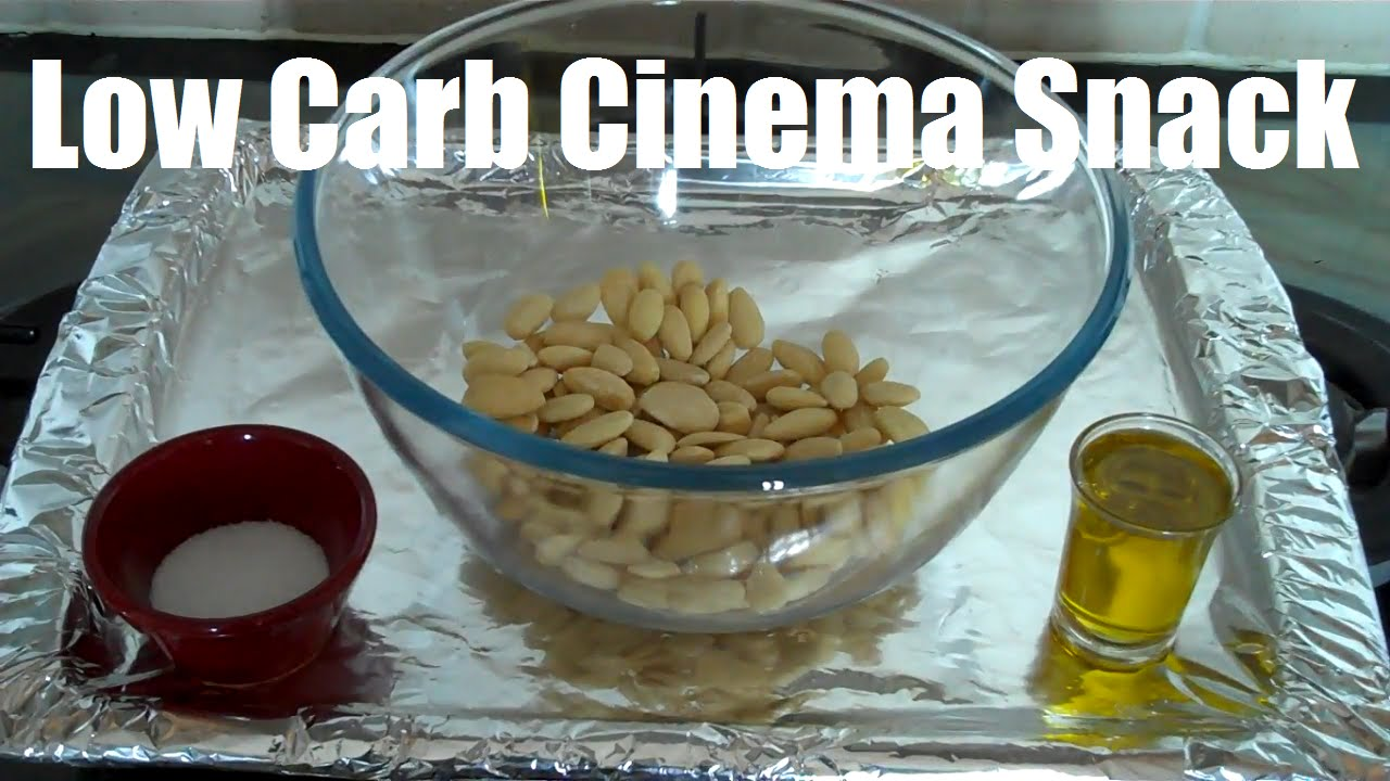 low carb cinema snack full fat fridays youtube